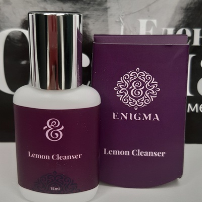 Enigma Lemon Cleanser