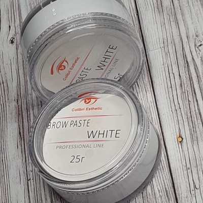 Brow Paste Colibri Esthetic White